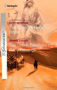 The Sheikh's Bartered Bride & The Greek Billionaire's Baby Revenge